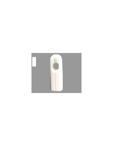 Contrepoids de chainette blanc 36g
