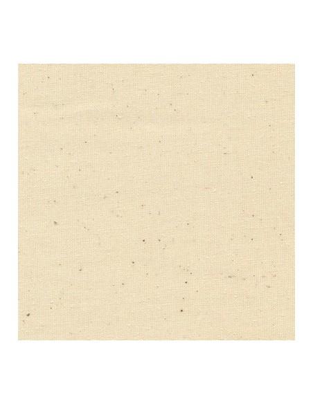 13011 TOILE BLANCHE 182G/M² 160CM ÉCRUE (Roulé au large) (89204)