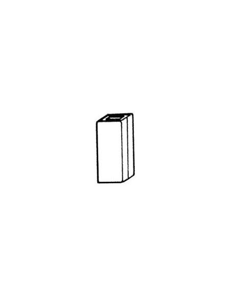Contrepoids plastique blanc - 230 gr