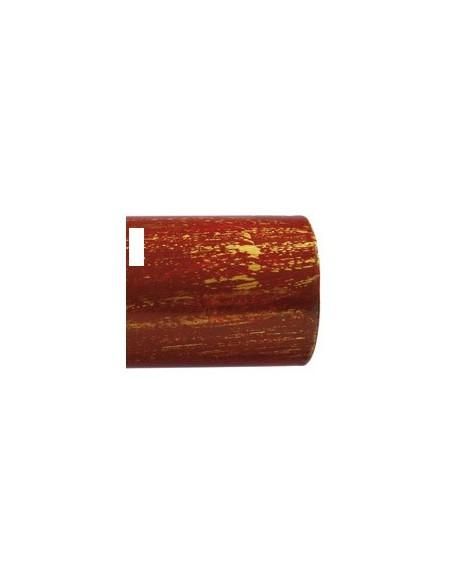 Tube Arabesque 19mm rouille L250