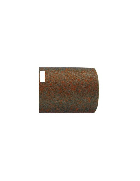 Tube Arabesque 19mm Rouille Vieillie L250