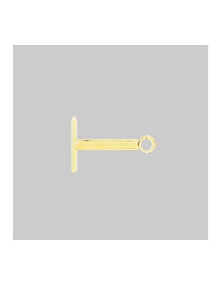 Support lorgnon réglable 19mm Sable