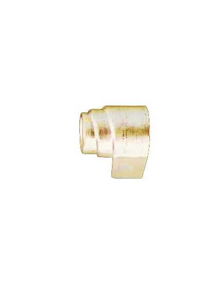 Emb. Rouleau droit 28mm Sable