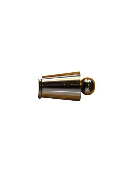 Embout Ardoise Noir 20mm