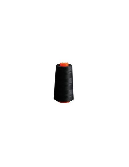 Fil à coudre BELFIL 80 Polyester noir Cone de 5000m