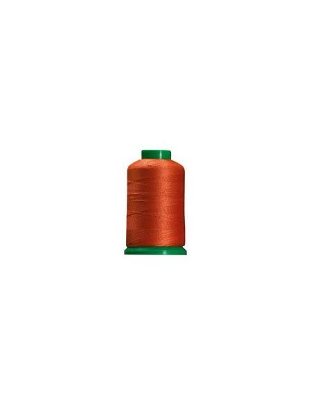 Fil à coudre ONYX 121 orange 1333 Bobine de 600m