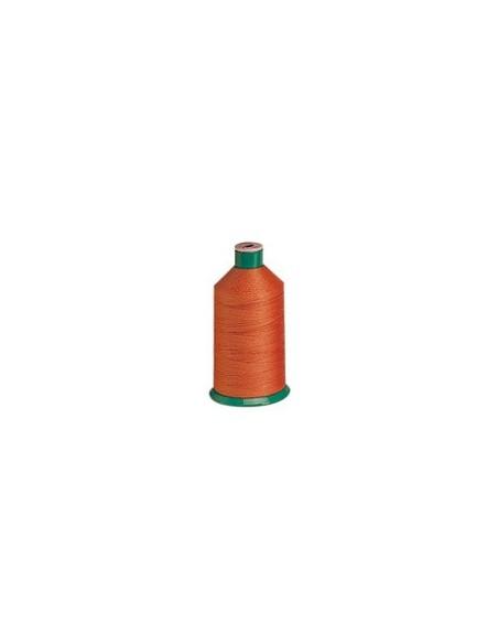 Fil à coudre SERAFIL 30 orange - Cône de 4000m