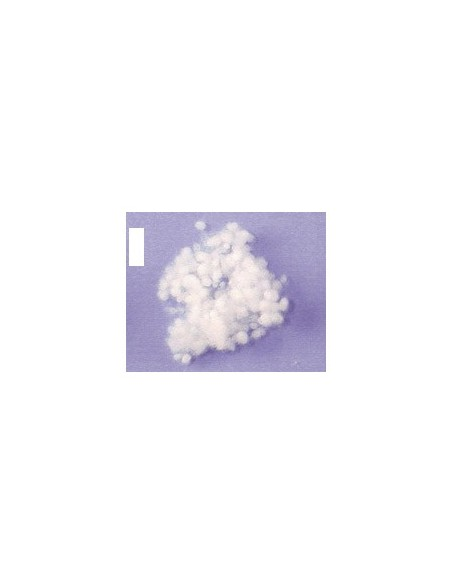 Boules flocons Polyester - Sac de 17 KG environ