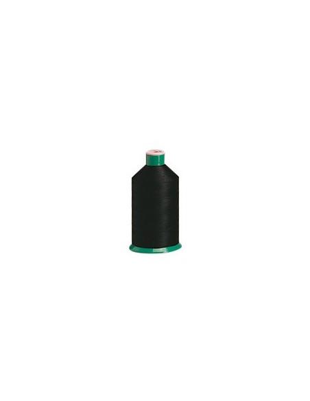 Fil à coudre SERAFIL 30 noir - Cône de 4000m