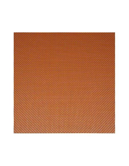 Déstockage Toile composite Batyline ISO 62 ambre/cuivre
