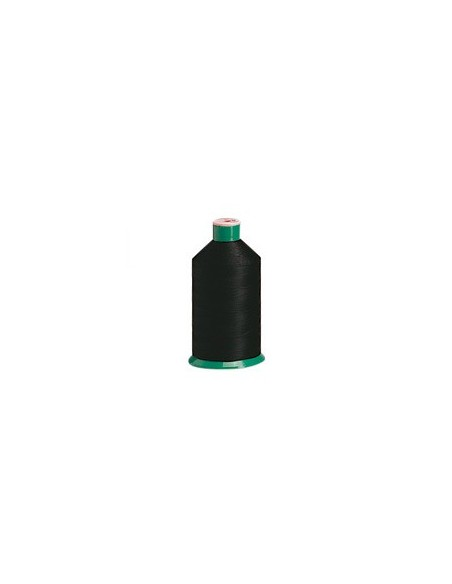 Fil à coudre SERAFIL 20 noir - Cône de 2500m