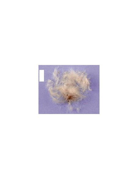 Duvet gris mélange n° 347 - Sac de 1 KG